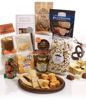 The Artisan's A-List Gourmet Gift Basket