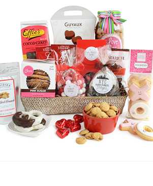 All Time Favorite Valentine's Day Basket
