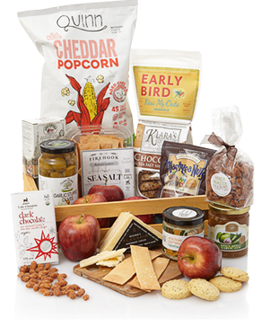 Healthy Sun-Up To Sun-Down Gourmet Gift Crate