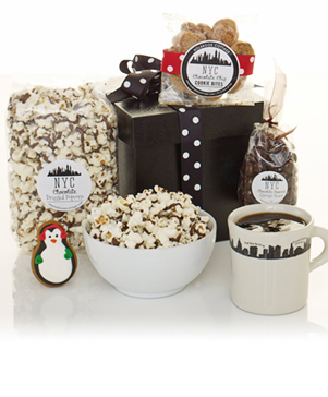 NY Chocolate Crunch Gourmet Gift Box